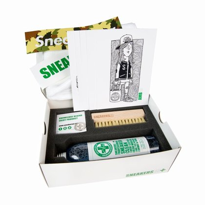 BOX set  PREMIUM SNEAKER CLEANING KIT